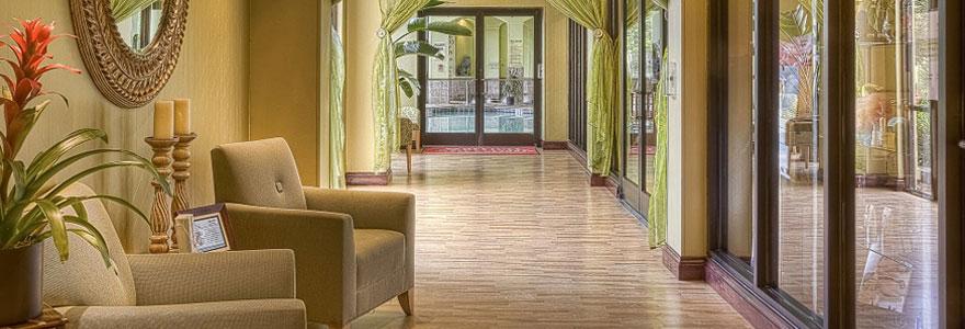 Une formation d'hôtellerie de luxe