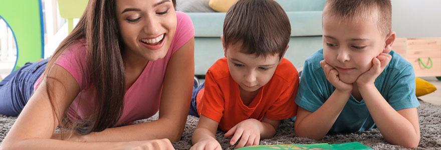Trouver une babysitter de confiance à proximité de Lille